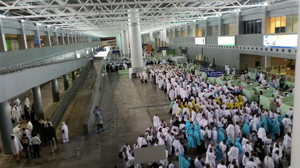 Succès du plan de regroupement électroniquement des pèlerins pour la saison du Hajj 2015