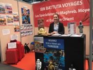 Participation de GO Makkah au Salon Mondial du Tourisme de Paris