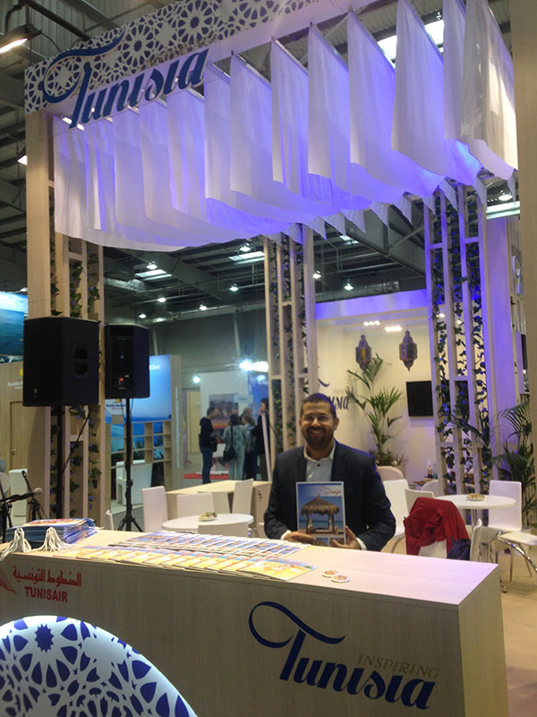 Participation de GO Makkah au Salon international du voyage